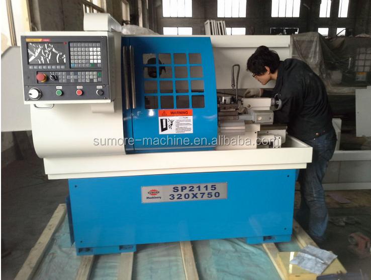 SP2115 Китай высокое качество Мини Размеры Таблица Топ сплава колеса ЧПУ токарные станки для образования