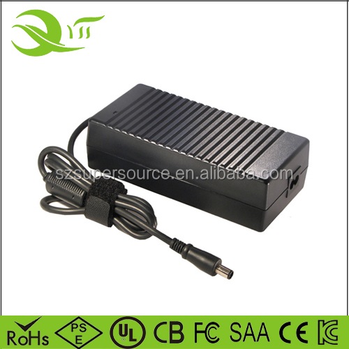 Laptop charguer 150W 19.5V 7.7A Genuine AC Power Adapter Charger for Dell Alienware M15X P08G Series