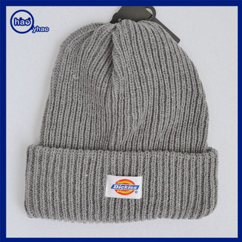 Yhao Amazon Supplier Colorful Hip Hop Slouch Beanies Knit Hat