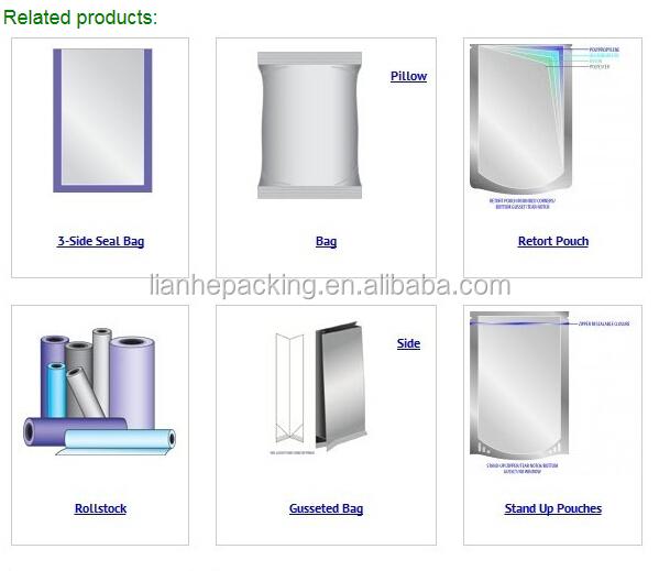 Sugar Packaging/plastic White Sugar Bag/brown Sugar Food Bag With ...