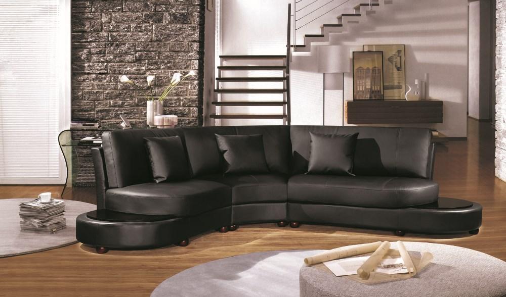 Guangzhou Furniture Leather Living Room Sofas, Guangzhou Furniture