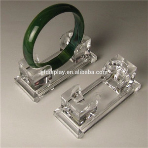 High Quality Acrylic Jade Bracelet Holder