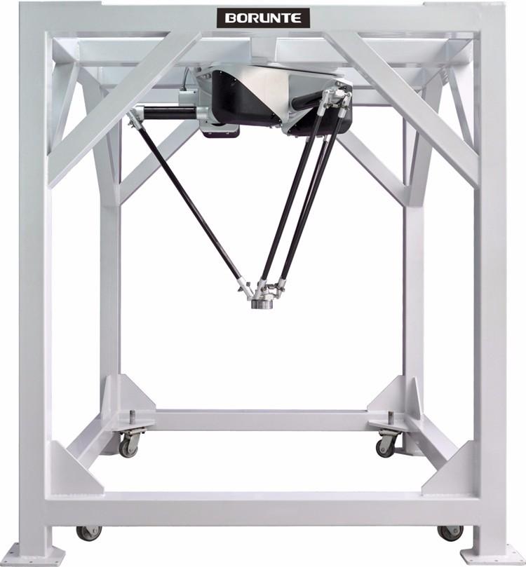 Embalaje Y Montaje Paralelo Brazo Robot Delta Brazo Robótico - Buy ...