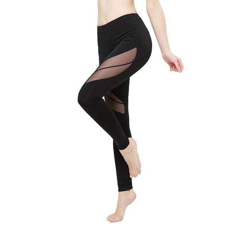 208ba904930 Compre Ropa Deportiva Mujer Mujeres Transparentes Leggings ...