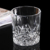 New products 200ml whiskey crystal glass rock whiskey glass round whiskey glass
