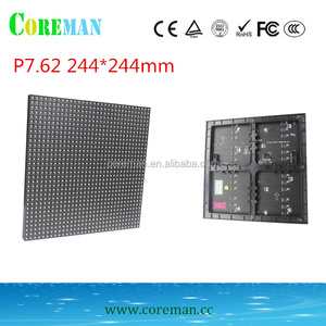 dual color led module p10 rb p7.62 led module price
