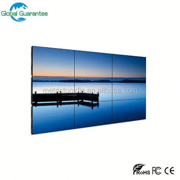 hot selling web based outdoor lcd video wall with global guarantee