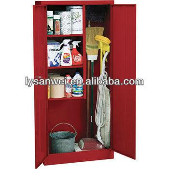 Cleaning Supplies Steel Storage Cabinet Buy Storage Cabinet