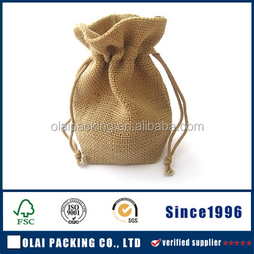 Fancy jute bag cocoa beans,jute coffee bean bags