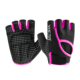 2019 Custom ladies female fitness athletic works weight lifting half finger gym gloves