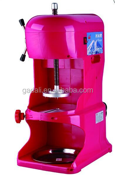 Hot Sale Snow Ice Shaver Machine, Shaved Ice Machines For Sale, Ice Shaving Machine(ZQR1000)