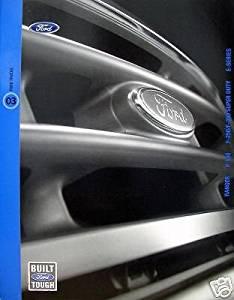 2003 Ford Truck Full Line new vehicle brochure