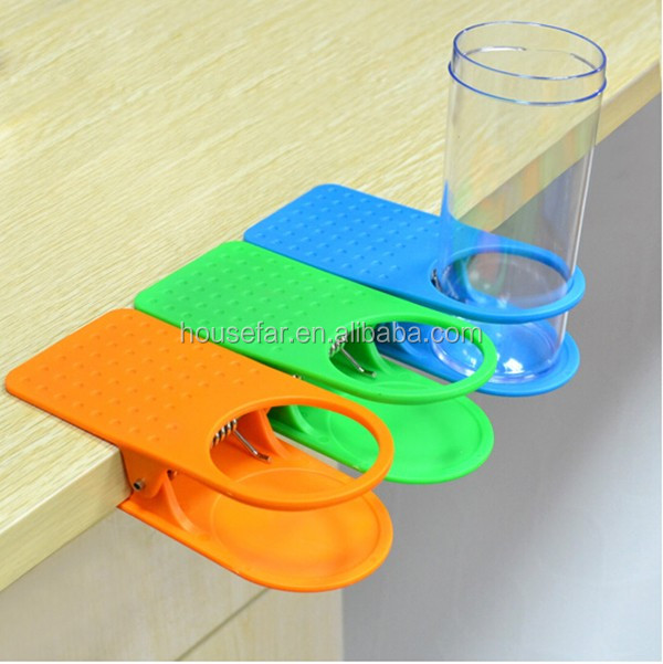 table coffee cup holder clip cup holder