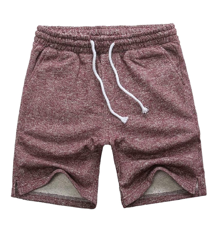 FASUWAVE Mens Swim Trunks Boho Pattern Design Quick Dry Beach Board Shorts with Mesh Lining