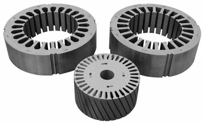 Electric Motor Winding Materials Stator Rotor Class B F