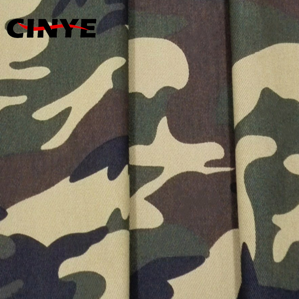 100% Cotton military uniform fabric