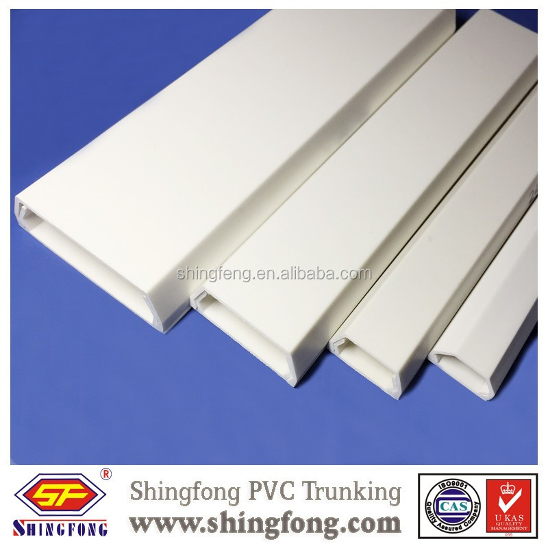 Voll Größen Trapez Pvc Trunking Kabelkanal - Buy Product on ...