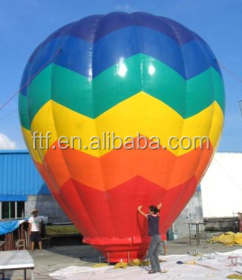hot sale inflatable jump-sack balloon in balloon for promation
