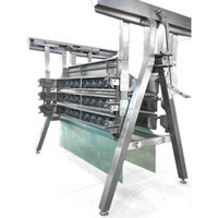 Halal meat food machine/halal chicken defeather machine