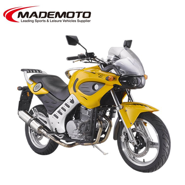 One year or 8000km engine warranty time 250cc Motorcycle for Sale, Motor Scooter (YY250-5A)