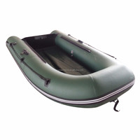 Inflatable boat with Aluminum Floor SD270-AL OFF-PRICE!JUST ONE PC