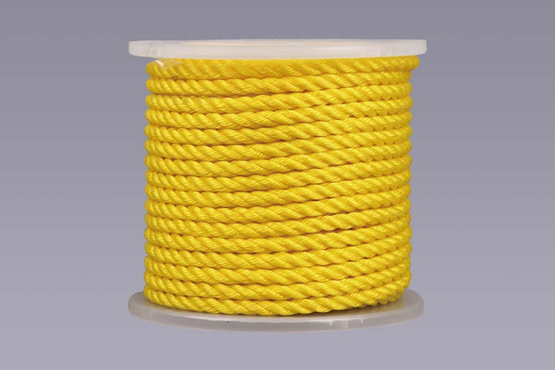 polyester rope twine polyester twisted cord 1mm for sale manufacture