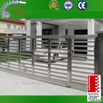 Stainless Steel Main Gate Grill Design Foshan Buy