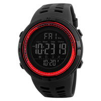 skmei analog digital watch 1251 sports watches military retro digital watch manufacturers