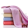 thick and big hotel pure color 100% egyptian cotton bath towel