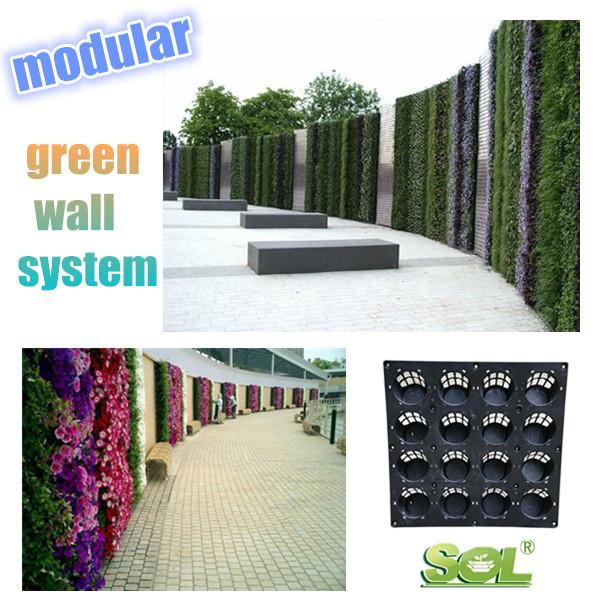 Vertical garden wall planter box felt hydroponics equipment modular vertical garden wall planter box felt hydroponics equipment modular green wall workwithnaturefo