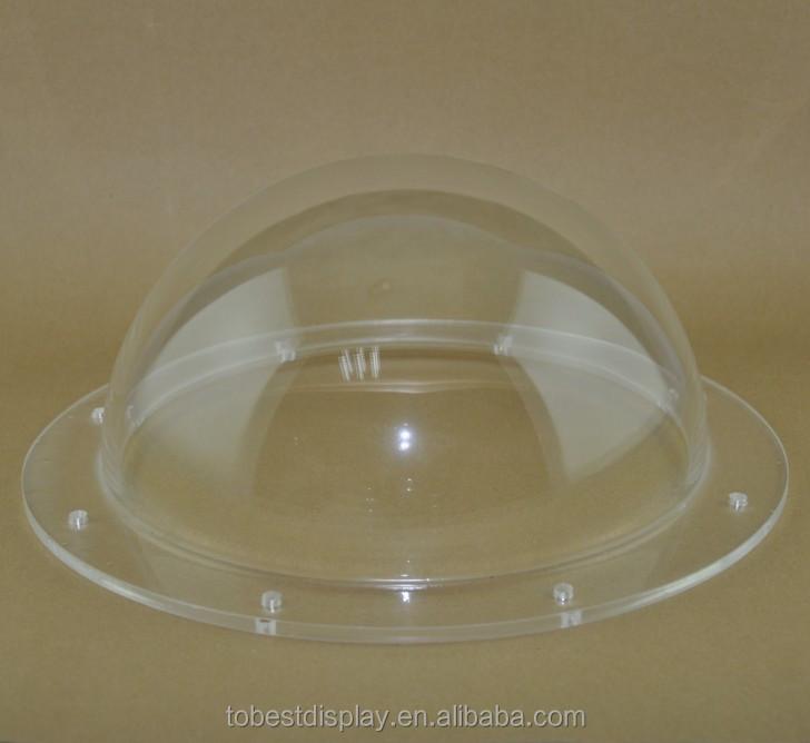 Wholesale Customized Acrylic Large Plastic Hemisphere Dome