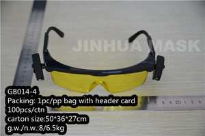 ANSI & CE Proved LED Safety Goggle