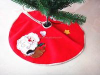 novelties goods from china Christmas tree skirt items