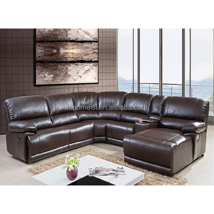 2015 latest black and white leather sofa/ caliaitalia leather sofa/ imported leather sofa