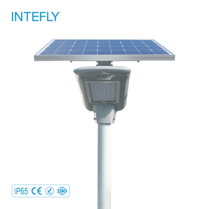 Dust and corrosion protection solar energy system 60W with sensor solar light home