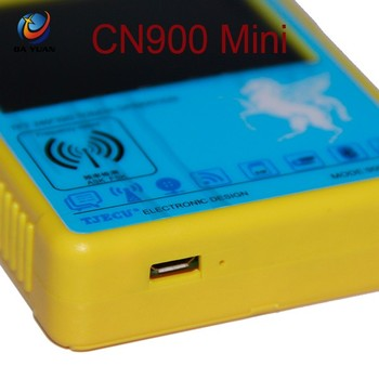 AKP018 CN900 Mini Transponder Key Programmer With the detail format for ID 48 and 4D Chips