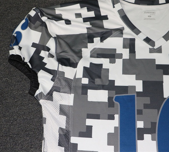 OEM American Football Team Training Jersey Youth Football Uniforms