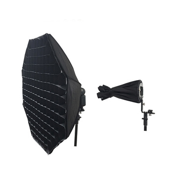 Portable Octagon Umbrella Softbox for Speedlite