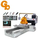 Granite Marble Stone Used CNC PLC Cutting Machines