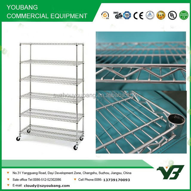 Buy Cheap China heavy duty wire shelving Products, Find China heavy ...