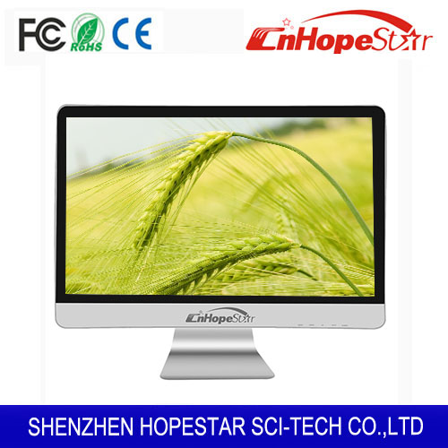 21.5'' Widescreen Color LED CCTV Monitor PC Computer Screen Monitor