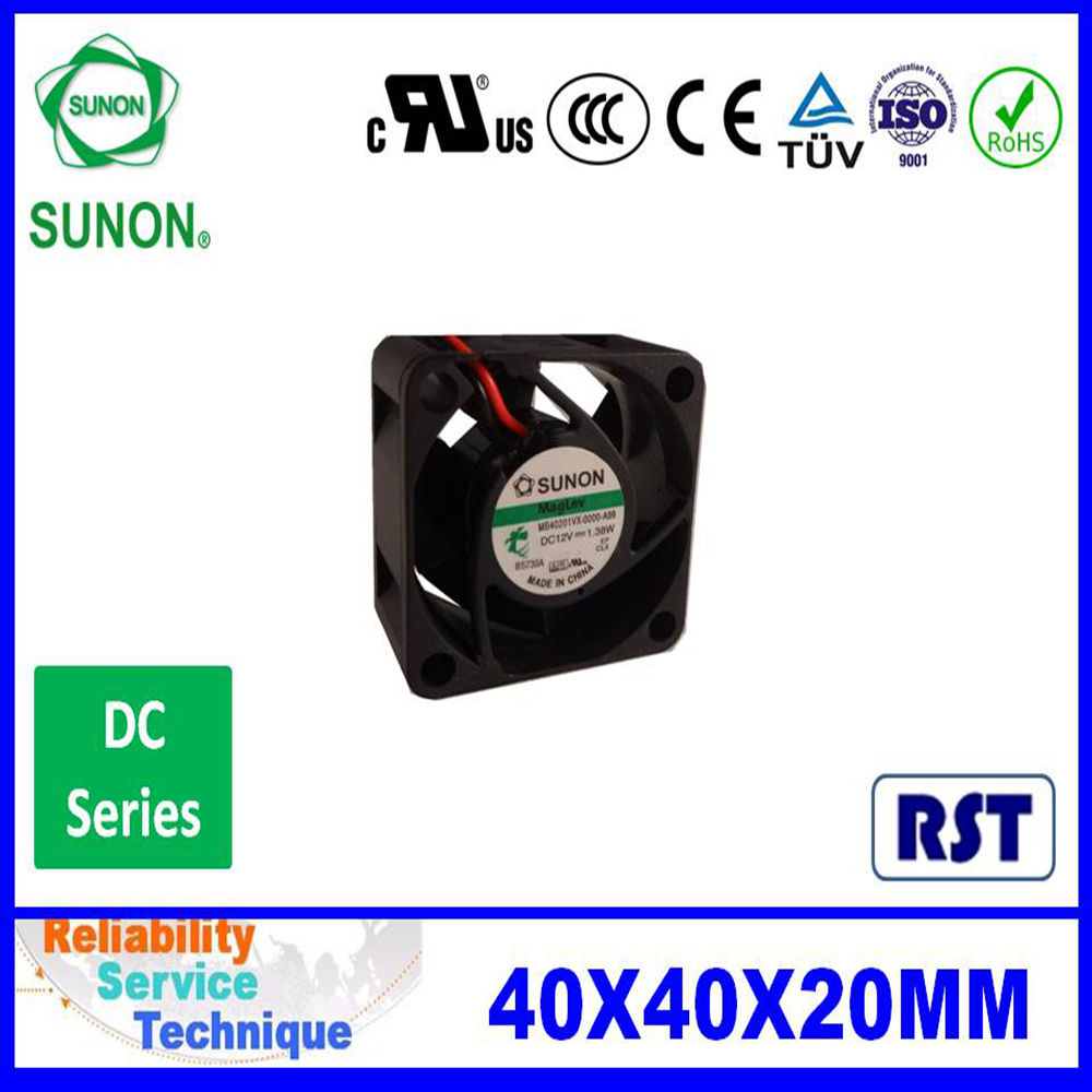 MB40201VX-0000-A99 SUNON DC 12V Small Computer Cooling Fan