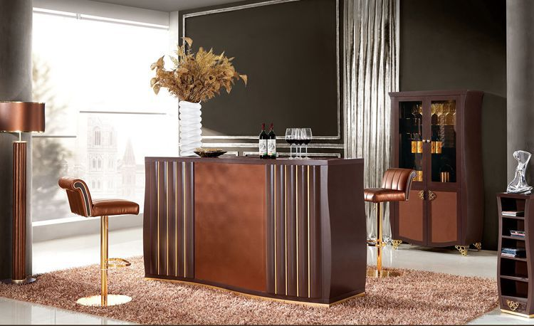 design italien meubles de maison moderne armoire mobilier de salon ensemble de table de bar avec. Black Bedroom Furniture Sets. Home Design Ideas
