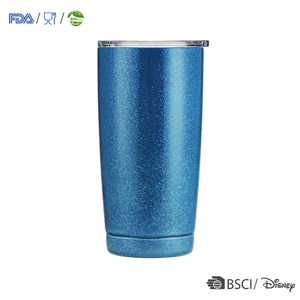 Double wall health vacuum cup mug 20oz tumbler with logo