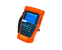 "Pan/tilts/zooms 3.5"" TFT-LCD Analog camera CCTV Tester, Lithium Ion Polymer Battery Multi-protocol PTZ control. (ST-983)"