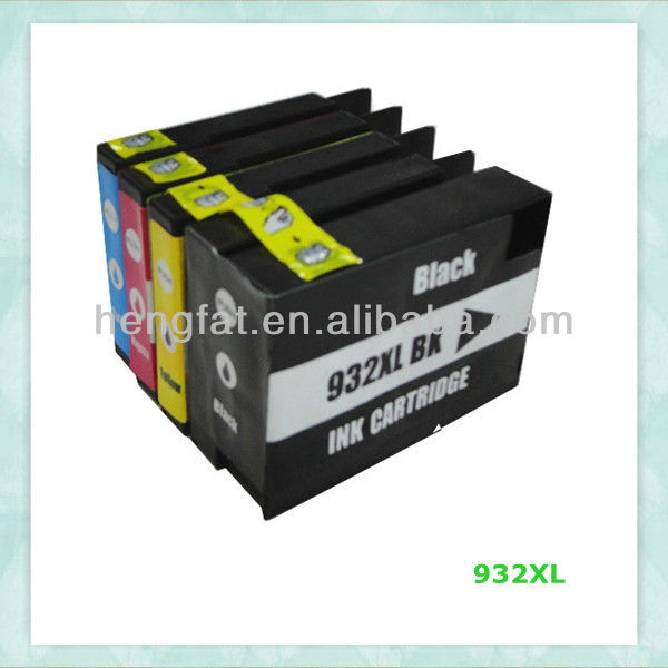 For H923 933 ink cartridge
