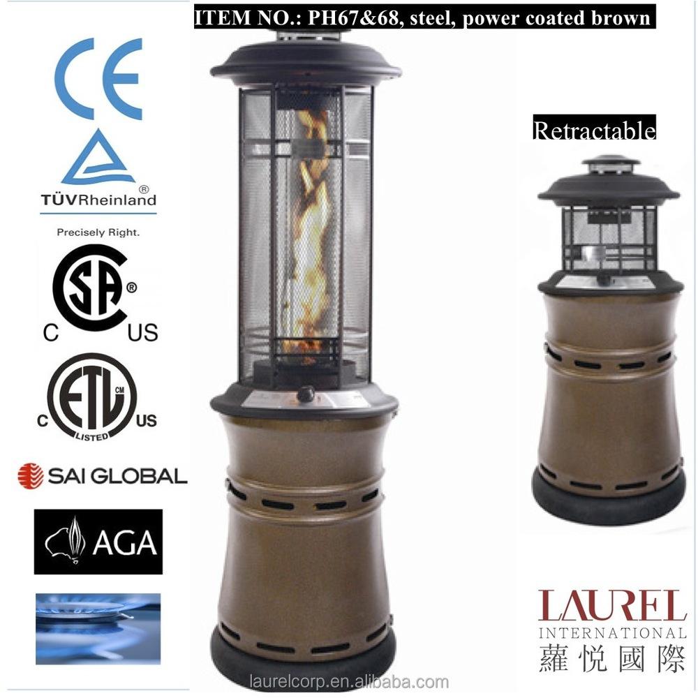 Inferno Series Gas Patio Heater Buy Retractable Design