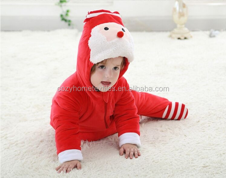 Amazon Hot Sale Baby Infant Toddlers Garments Christmas