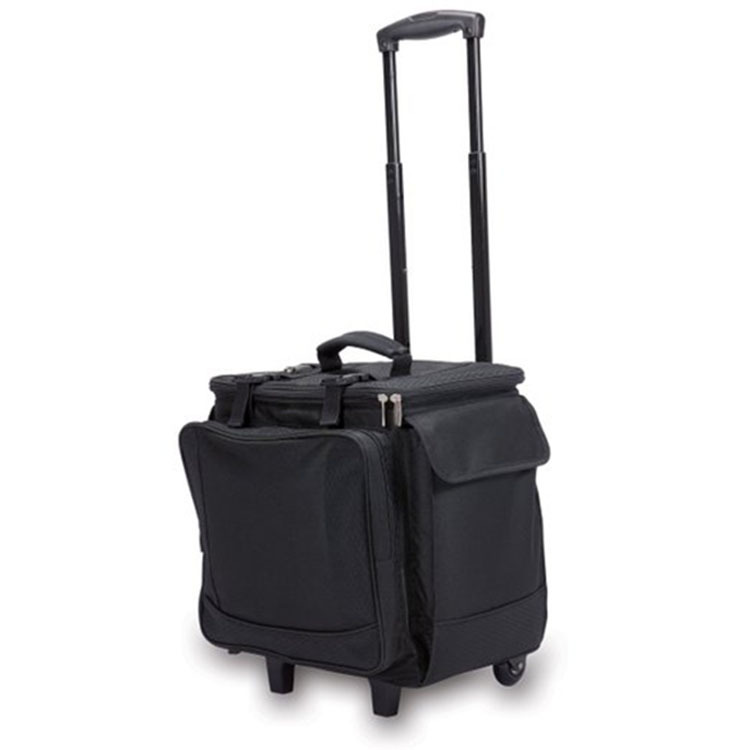 Large Capacity Trolley Cooler Bag, Cooler Trolley With Wheels