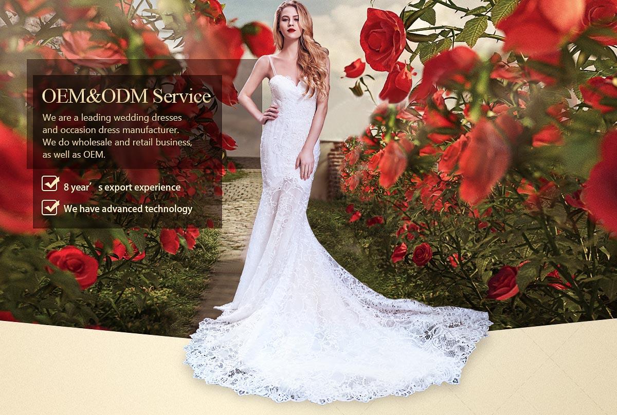 Guangzhou Weidin Costume Co., Ltd. - Wedding Dresses, Evening Dresses